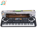 Hot item 61 keys children musical instrument digital keyboard piano with microphone