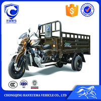 customized service provided dumper cargo tricycle for export