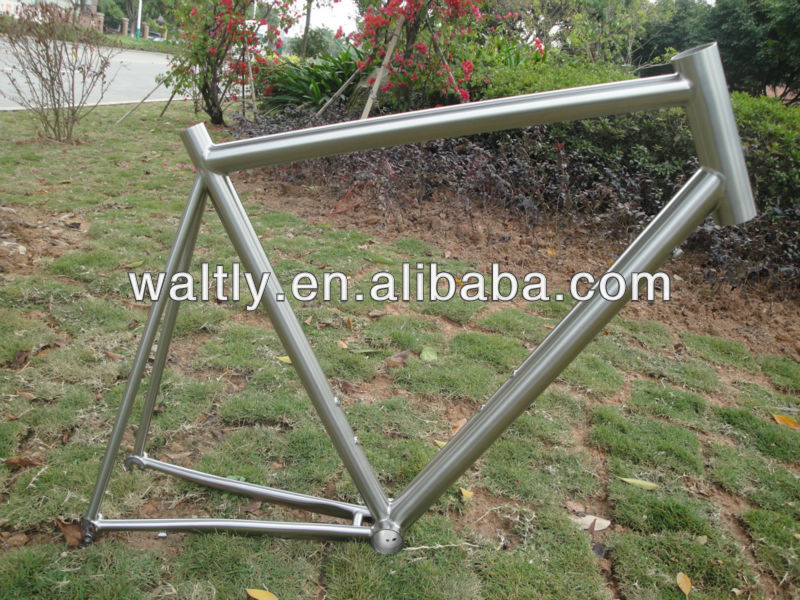 Best 700C titanium road racing bicycle fame