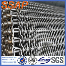Different Specification Stainless steel spiral conveyor belt