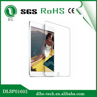 New arrival Toughened glass tempered glass screen protector protective screen film guard for ipad 2 3 4