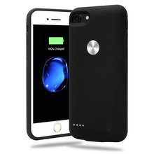 Customize protective juice pack battery case for iPhone 8