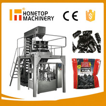 Hot selling automatic lollipop candy packaging machine