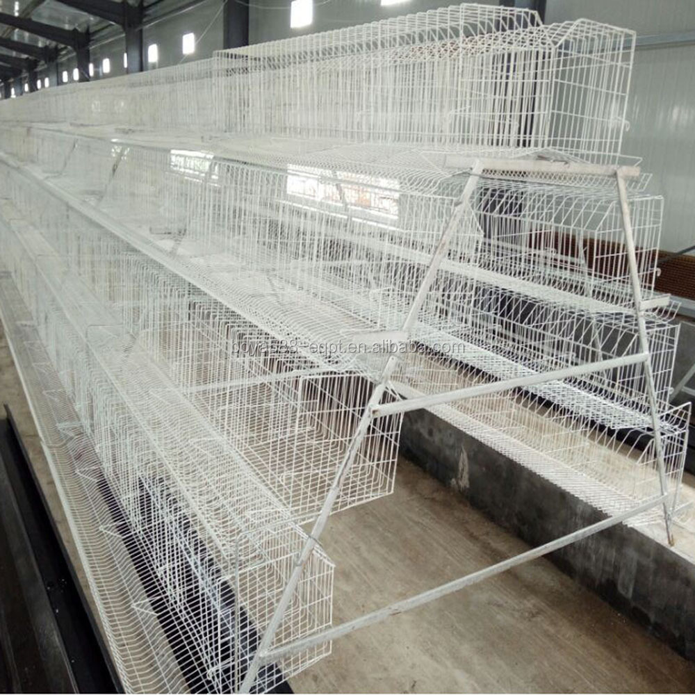 Boya Jiuhua Poultry Farm Equipment Layer Chicken Cages - Buy Layer ...