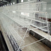 BOYA jiuhua poultry farm equipment layer chicken cages