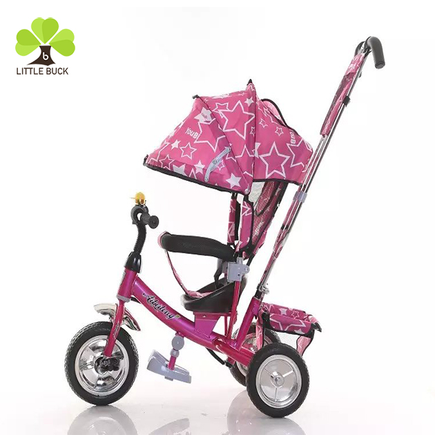 2018 new products baby tricycle bike for 3 to 5 years old children supply from China kids rides on toys factory in Xingtai