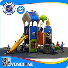 Custom Children outdoor Playground Equipment kids water playground on sale
