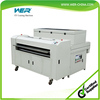 Automatic spot uv varnishing machine