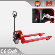 diecasting hydraulic hand pallet trucks good performance 3.5t scrap forklifts