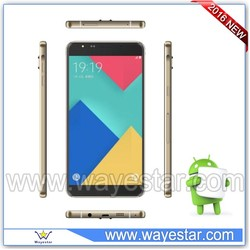 New 5 inch hd screen quad core dual sim 3g smartphone android mobile