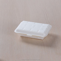 Factory Price Eco-Friendly Disposable Paper Lunch Box for Fast Food Packaging