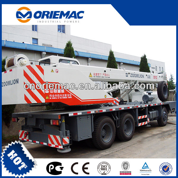 China ZOOMLION 12ton dump truck with crane QY12D431