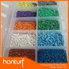 recycled rubber granule infill in artificial grass