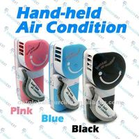Hand-held Portable Air Condition Personal Evaporative Cooling Fan