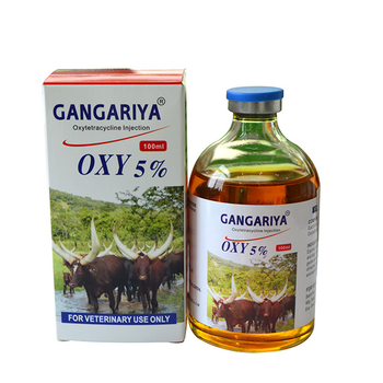 Oxytetracycline Injectable Solution For Veterinary Use Only