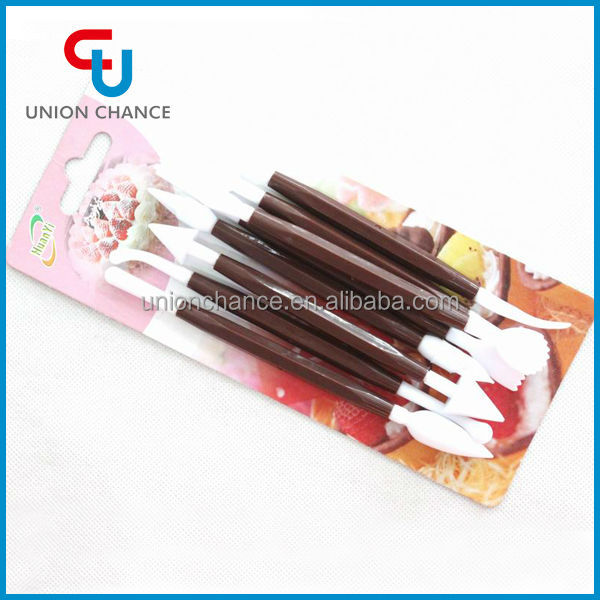 8 PCS Hot Sale Popular Cake Mold Carving Tools