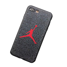 NBA Basketball Player Star Michael Jordan Soft TPU Mobile Phone Case for all iPhone