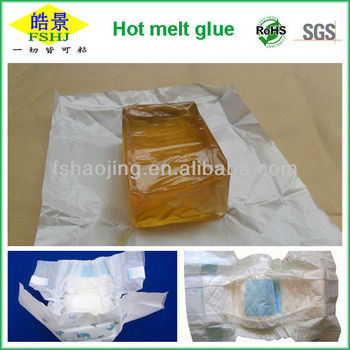 Hot Melt Glue for Disposable Diaper