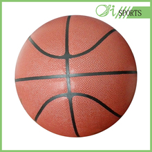 Wholesale Promotion size 7 pvc laminated basketball