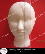 Eyelash Extensions Flat Traing Head Mannequin