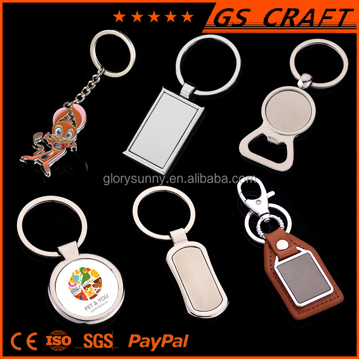 Various Shape Gifts Custom Keyring,Customized Metal Keyring,Wholesale Lovely Chrismas Trolley Coin Keyring