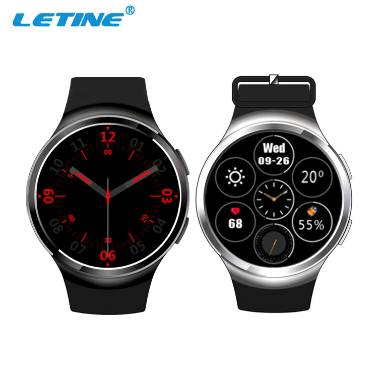 3G touch screen smart watch WIFI GPS SOS hand watch mobile phone