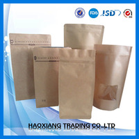 China top custom made chocolate protein 80% plastic bags ,protein whey packing custom kraft paper bags