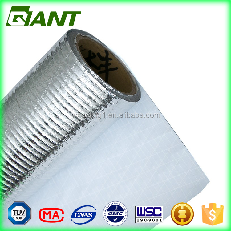 PVC/MPET fireproof thermal insulation