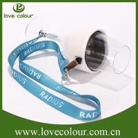High Quality Drink Sling Bling Lanyard With Wine Glass Holder Set