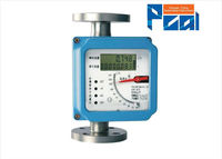 HT-50 Metal Float Flowmeter for compressed air flow meter
