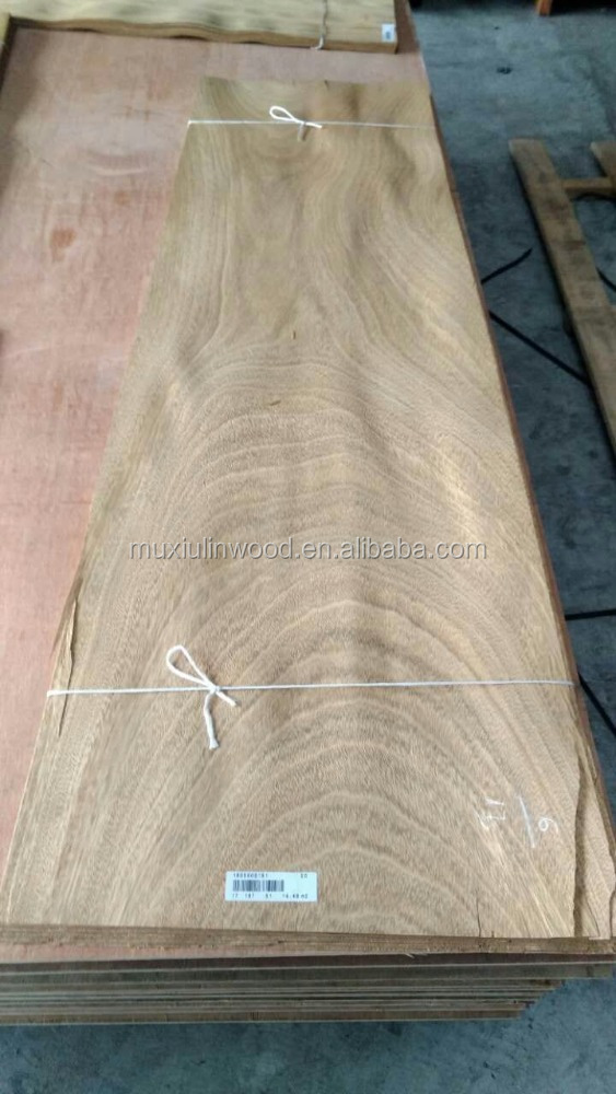 High Quality Golden Crotches Veneer Good For Home & Hotel Decoration,0.5mm Veneer