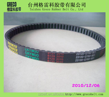 high quality GY 50 motorcycle v belt