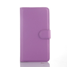 Fashion Flip Wallet Leather Case For ZTE blade A460 Magnetic Phone Case Holder Stand