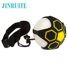 Neoprene football training soccer ball on string kick solo soccer football trainer