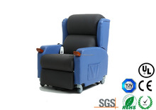 electric nursing lift chair adjustable rise recliner living room sofa home care
