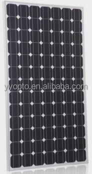 Semi mono crystalline flexible solar panel 300W sunpower solar module
