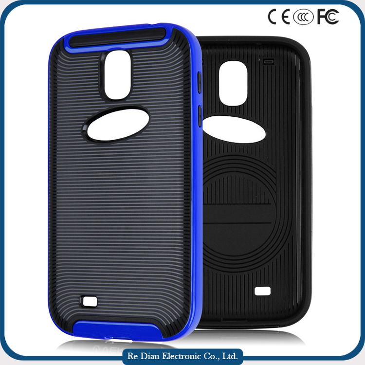 Eco-Friendly Material Shockproof Mobile Phone Case Cover for Samsung Galaxy S4