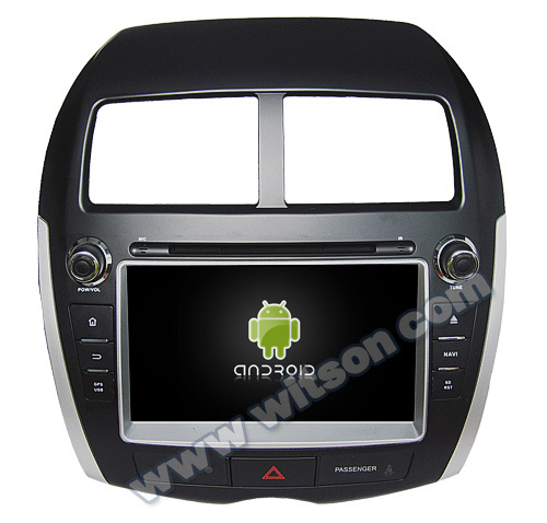 WITSON ANDROID 4.2 AUTO RADIO CAR DVD GPS MITSUBISHI ASX 2010-2011/PEUGEOT 4008/CITROEN NEW C4 WITH A9 CHIPSET 1080P