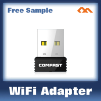 COMFAST (CF-WU712P) RTL8188EUS WPS Wireless Usb Dongle Wifi Connection 150Mbps Wireless Network Adapter