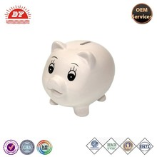 NEW ICTI Factory custon make coin box ,piggy coin bank for sale,large coin banks boxes