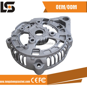 OEM Die Cast Aluminum Parts for Electric Motor Engine Housing Buying on Alibaba