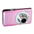 "15Mp 5X Optical Zoom Compact Digital Camera With 2.7"" TFT LCD Display"