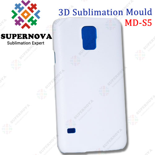 Sublimation Mold for 3D sublimation Phone Case for Samsung Galaxy S5