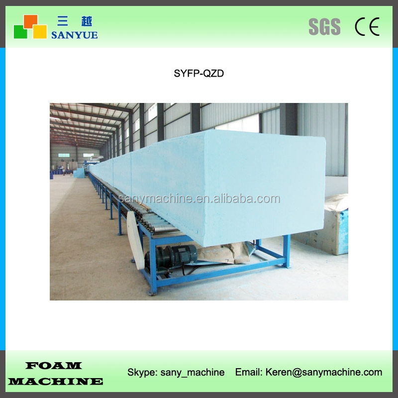 Full Automatic Mattress Making Production Line PU Foaming Machine
