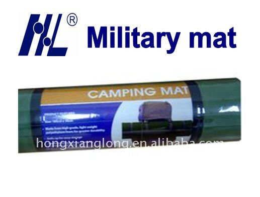 military camping mat(UL & SGS approved)