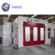 Auto baking oven/car painting room/spray booth for painting cars