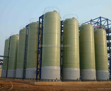 500 1000 liter frp grp water filter storage tank