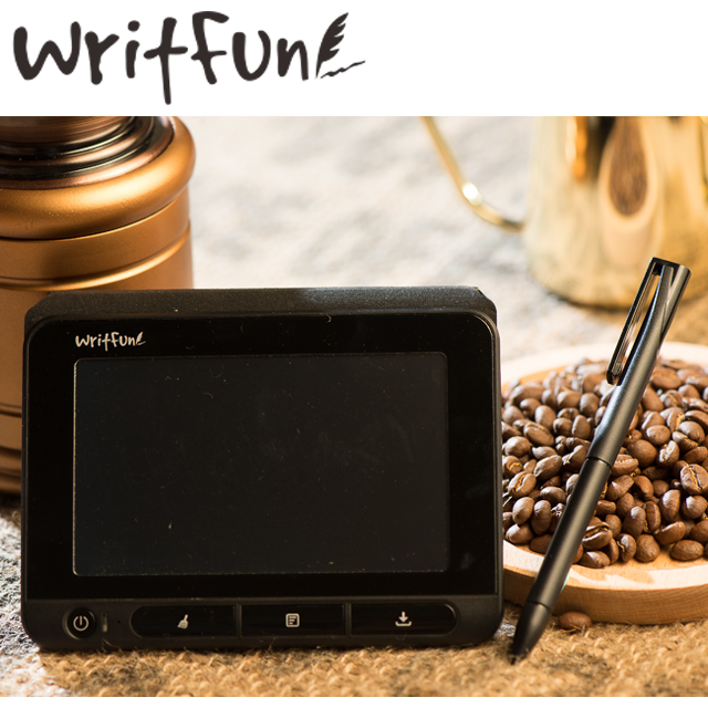 4 inch digital writing board wireless writing tablet with recording function drawing board