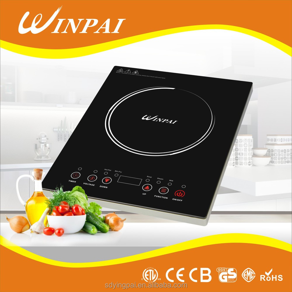 touch switch japanese restaurant equipment infrared electric induction cooker