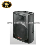 battery best multimedia active stage monitor portable plastic speaker